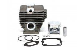 Kolben und Zylinder Stihl MS 440 mit Dekompressionsventil - 50 mm