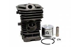 Kolben und Zylinder Husqvarna 142 - 40 mm