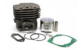 Kolben und Zylinder für Husqvarna 372- 50 mm Squared