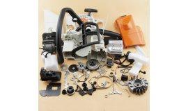 Komplettes Reparaturset für STIHL MS180 018 MS170 017