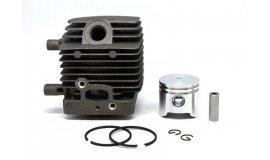 Kolben und Zylinder Stihl BG45 FS55 HS45 KM55 SH85 Super AKCE