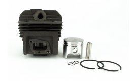 Kompletter Zylinder mit Kolben Chinesische Freischneider 43cc NEUER TYP - 40mm